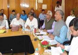 मुख्यमंत्री ने दिए विधानसभा क्षेत्रों के विकास कार्यों में तेज़ी लाने के निर्देश