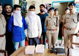 छह लाख से ज्यादा नकली नोट के साथ दो जालसाज गिरफ्तार