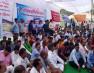 सरकार के खिलाफ कर्मचारियों का फूटा गुस्सा, प्रदेशभर में हुए धरना-प्रदर्शन