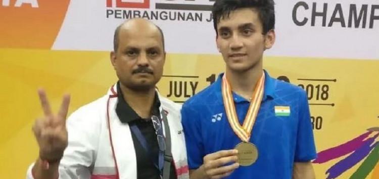 अल्मोड़ा के लक्ष्य सेन ने जीता एशियन जूनियर बैडमिंटन चैंपियनशिप में एकल वर्ग का खिताब