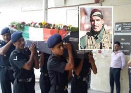 शहीद दीपक नैनवाल का शव देहरादून पहुंचा आज होगा अंतिम संस्कार
