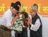 प्रणब मुखर्जी ने नागपुर पहुंचकर की डॉ. हेडगेवार की तारीफ