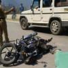 इनोवा कार की टक्कर से बदरीनाथ हाईवे पर बाइक सवार की मौत