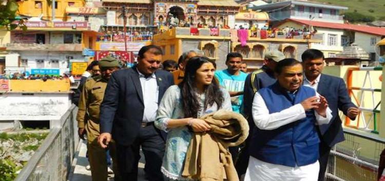 बदरीनाथ-केदारनाथ मंदिर को उद्योगपति मुकेश अंबानी ने दान में किए करोड़ों