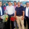 बीसीसीआई के पदाधिकारियों का यूसीए ने किया गर्मजोशी से स्वागत