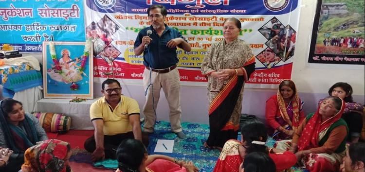 मांगल गीतों की हजारों वर्ष पुरानी परंपरा हो रही है खत्मः प्रो. पुरोहित