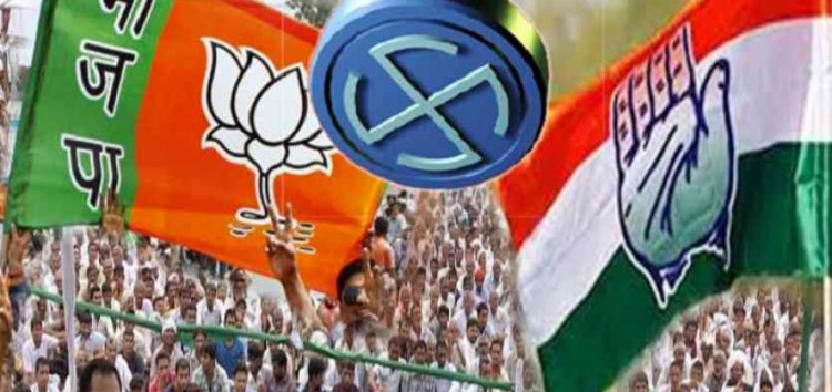 भाजपा को उत्तराखंड में जीत तो महागठबंधन के राज्यों में मिली मात
