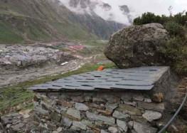 केदारनाथ धाम में साधना और ध्यान के लिए बनी पहली गुफा