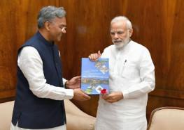 प्रधानमंत्री मोदी सात अक्टूबर करेंगे देहरादून में इन्वेस्टर्स समिट का उद्घाटन