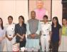 टीम तारिणी की टीम लीडर वर्तिका जोशी को सीएम ने किया सम्मानित