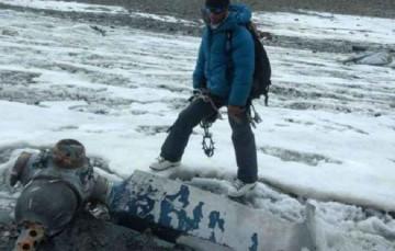50 साल पहले गायब हुए विमान के मलवे के साथ मिला सैनिक का शव