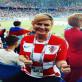 क्रोएशिया की राष्ट्रपति ग्रेबर फीफा फाइनल हारने के बाद दिलों में छा गई
