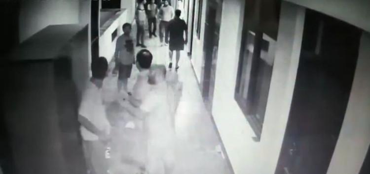 पुलिस की  कार्रवाही न होने से परिवार ने छोड़ा घर !