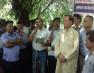 ओएनजीसी के महत्वपूर्ण विभाग दिल्ली शिफ्ट करने के विरोध में उतरे कर्मचारी