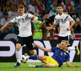 FIFA WORLD CUP 2018: आखिरी पल में हो गया गोल, जीता जर्मनी