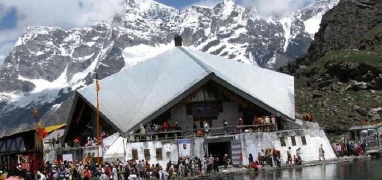 हेमकुंड साहिब और लक्ष्मण मंदिर के खुले  कपाट