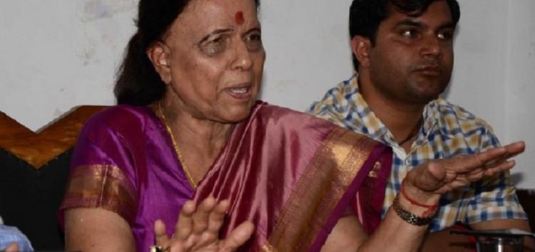 वे अधिकारी वापस जाएं जोआराम के लिए नैनीताल आएं हैं : डॉ. इंदिरा हृदयेश
