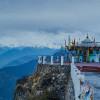 कार्तिकस्वामी मंदिर इलाके में न बिजली न पानी और न संचार सुविधा
