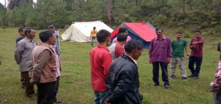 चमोली जिले के लातातोली गांव को मिला विस्थापन के बाद स्थान