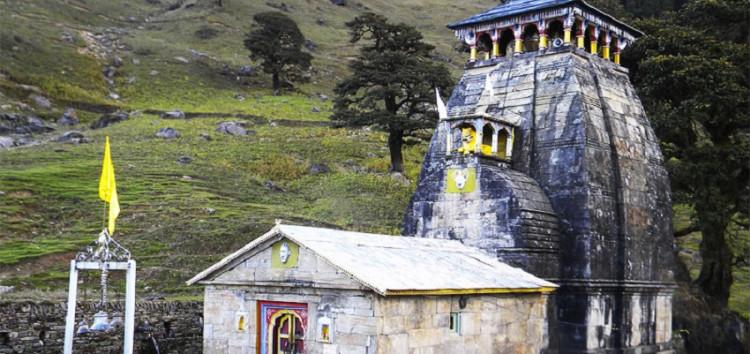 द्वितीय केदार मद्महेश्वर मंदिर के कपाट खुलने की तैयारी शुरू
