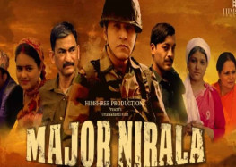 """पिंक सिटी जयपुर में रिलीज हुई उत्तराखंडी फिल्म """"मेजर निराला"""""""