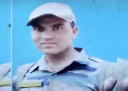 दो आतंकियों को मार गिराकर मानवेन्द्र हुआ शहीद