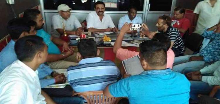 मंत्री के नाम से पांच लाख रुपयेलेने पर विधायक ने तानी भाजपा पर भौंहे