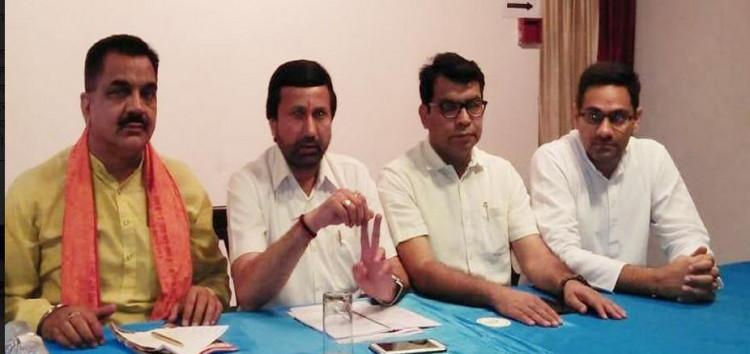 भाजपा सरकार कर रही है सबका विकास :  पंत