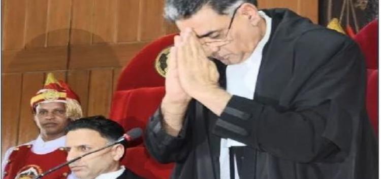 जस्टिस राजीव शर्मा नियुक्त हुए उत्तराखंड हाईकोर्ट के कार्यकारी मुख्य न्यायाधीश