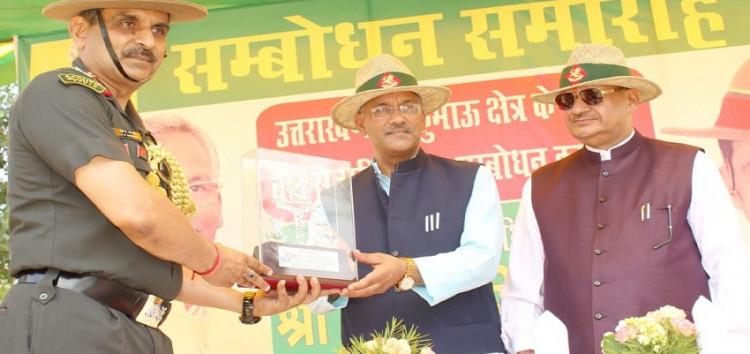भारतीय सैनिकों की वीरता पर देश को नाज: मुख्यमंत्री