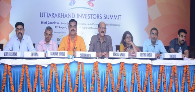 राज्य सरकार ने निवेशकों के लिए बिजनेस हितैषी माहौल बनाया है : सुबोध