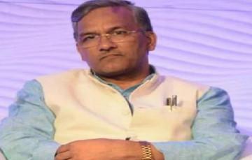भारतीय राजनीति के एक युग का अवसान : त्रिवेंद्र रावत