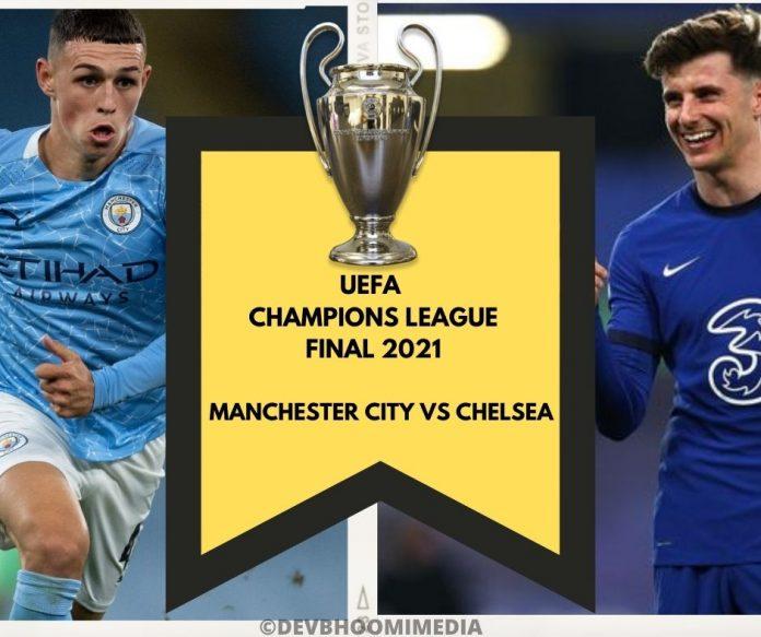 Uefa Champions League 2021 2021