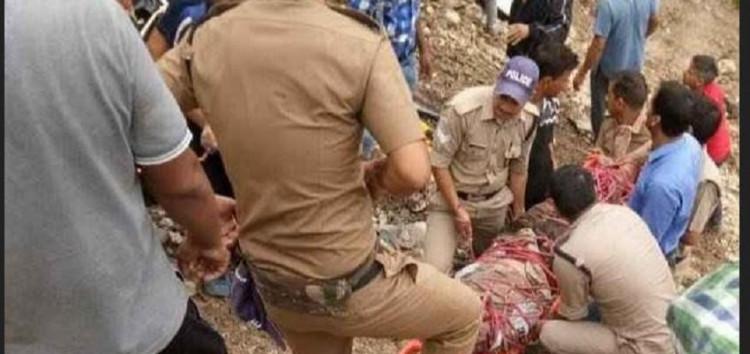चंबा के पास बस के खाई में गिरने से 14 की मौत, 17 लोग घायल