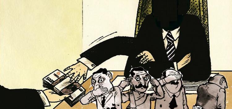 क्या चंद दागी आईएएस अधिकारियों के दबाव में झुकेगी सरकार !